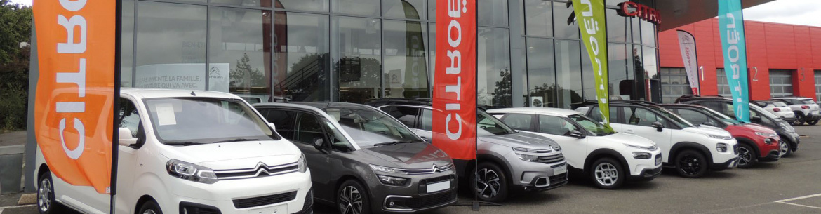 Photo de la concession Socodia Citroën à Guingamp